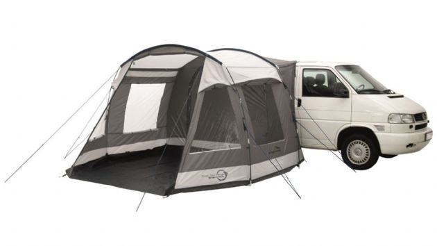 Easy Camp Bus Tent SHAMROCK, Drive Away Awnings, Caravan Motorhome Campervan Awnings - Grasshopper Leisure